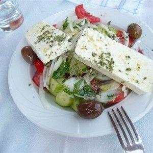 Настоящий греческий салат рецепт – греческая кухня: салаты. «Афиша-Еда»