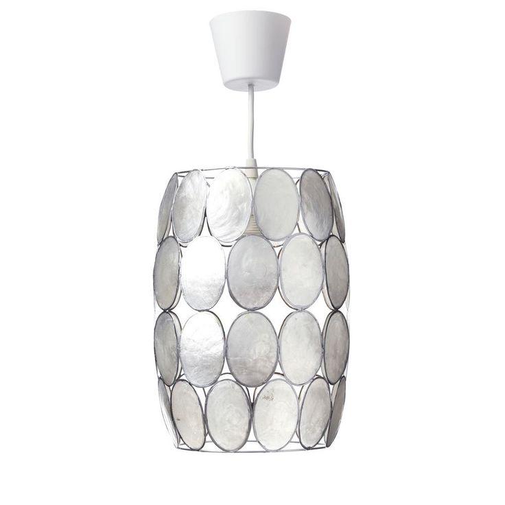 Lámpara de techo para salón vintage blanca Fantasy: Amazon.es: Hogar