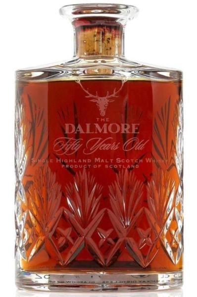 The Dalmore 50 years old