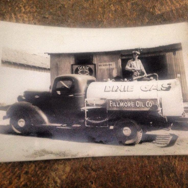 Dixie gas filmore oil company cushing oklahoma
