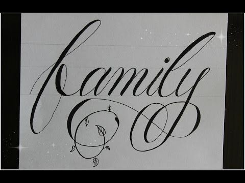 739 Best Images About Calligraphy Handlettering On