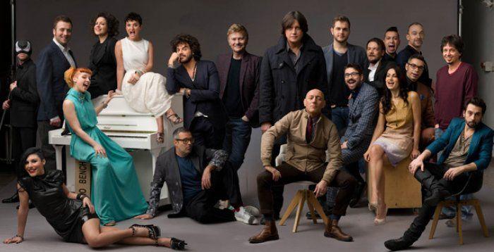 I gesti e gli oggetti scaramantici delle star a Sanremo 2014