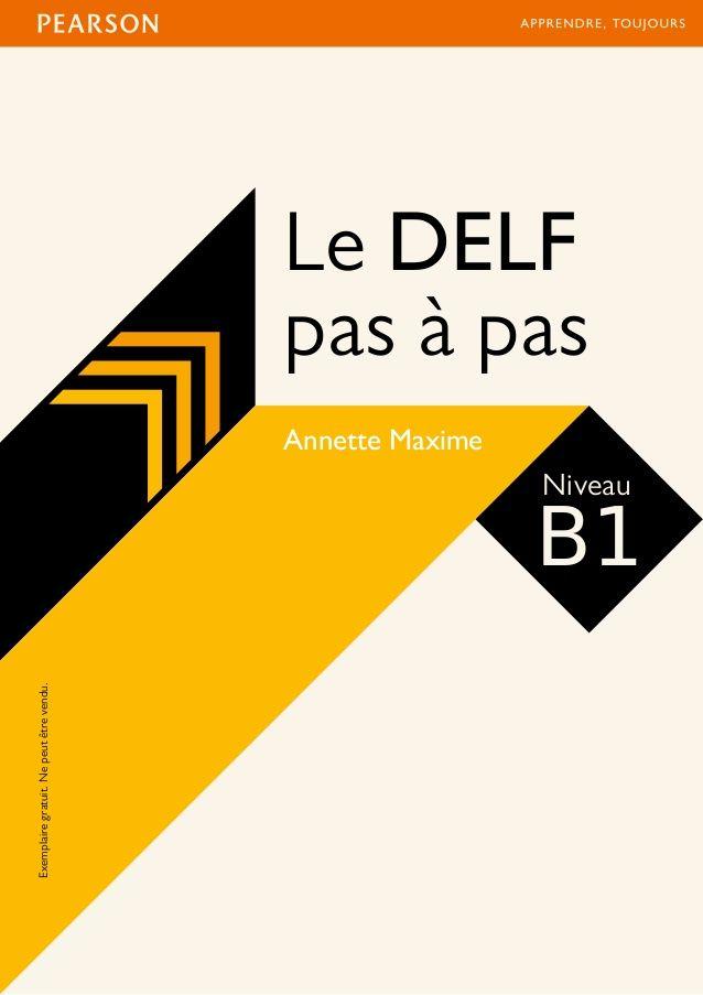 Delf b1 by Elena Pérez via slideshare