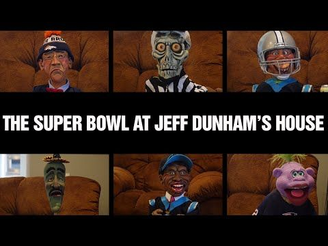 """The Super Bowl at Jeff Dunham's house"" | Jeff Dunham - YouTube"