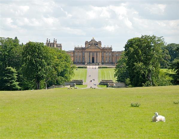 57 best english landscape garden images on pinterest english blenheim palace oxfordshire english landscape gardenblenheim workwithnaturefo
