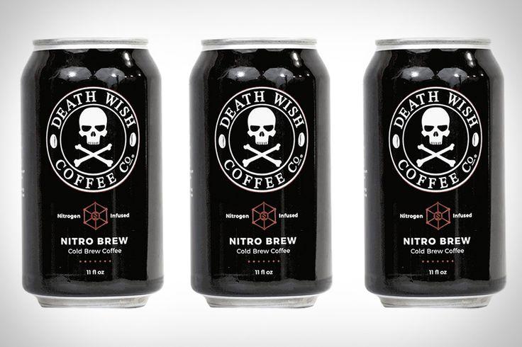 Death Wish Nitro Brew Coffee