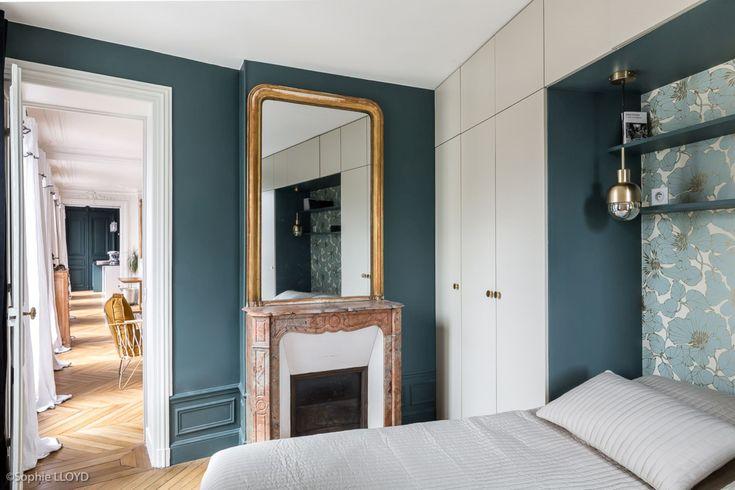 Rue De Maubeuge En 2020 Chambre En Enfilade Idees Chambre