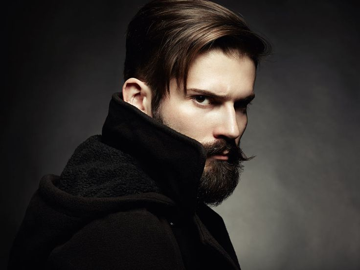 Portrait of handsome man with beard by Oleg Gekman on 500px