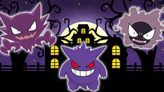 Don't Fall for Gengar's Tricks in Escape from Gengar's Mansion!