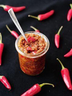 Recept Sambal Badjak :: 88food (Met pepers van Westland)