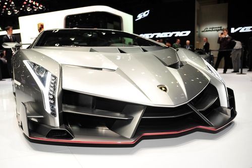 Lamborghini Veneno, worth $3,900,000 World's 10 Most Expensive #cars