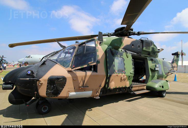 Foto di A40-006 - NH Industries MRH-90 - Australia - Royal Australian Navy (RAN)