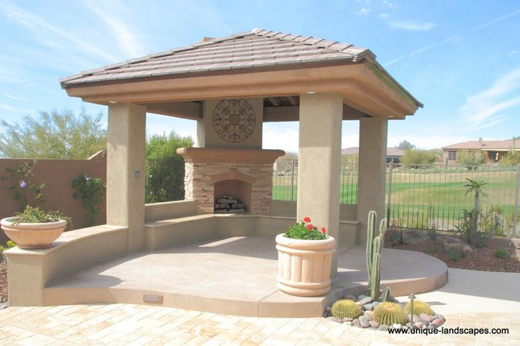 Gazeebo Arizona  Shade Packages  Phoenix Landscaping. Large Existing Tree Patio Ideas. Patio Deck & Casual Furniture. Design Patio Lighting. Wicker Patio Sets Cheap. Best Patio Furniture Dining Set. Designs For Back Patio. Modern Stone Patio Designs. What Is Patio Attire