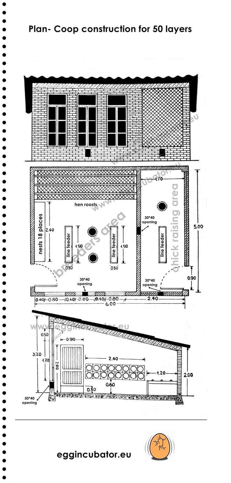 Broiler House Design For Sale: 15 Best D.I.Y. Poultry Housing ,coop Plans And Equipment