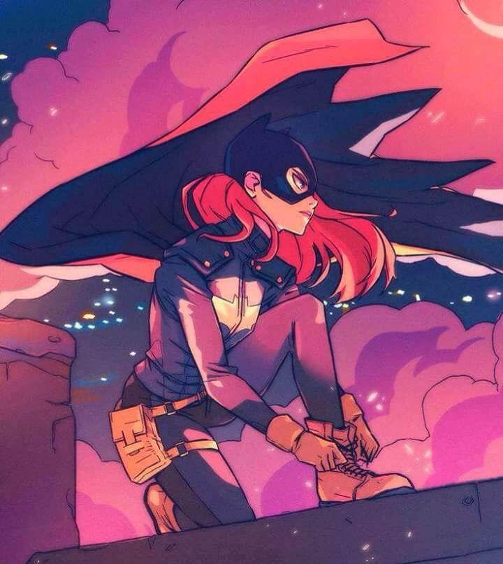 Batgirl(Barbara Gordon)