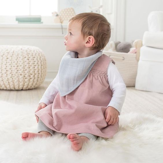 baby-bandana-bibs-muslin-gauze-cloth