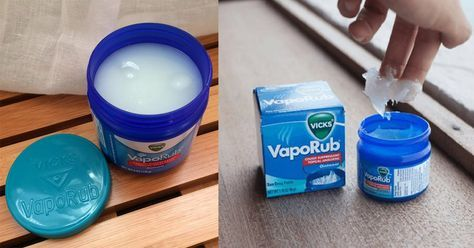 These Vicks vaporub uses are here to SURPRISE you. You've never thought about that Vicks can be that useful!