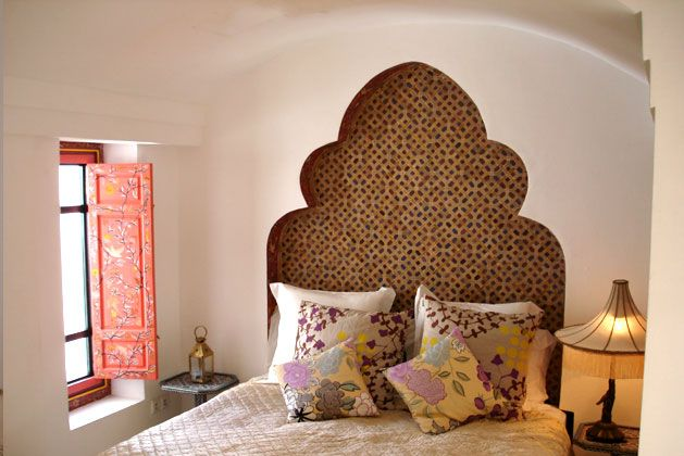 Moroccan Decor – Unique Boutique Hotel P'tit Habibi in Marrakech | Interior Design Files