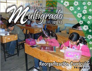 ZONA ESCOLAR 114: PLANEACIONES MULTIGRADO, LOS CINCO BLOQUES, LOS TR...