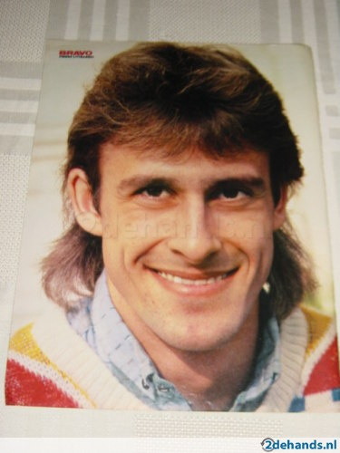 Pierre Littbarski has a secret dad. Good game, good game. The exclusive story Bruce Forsyth tried to keep hidden.