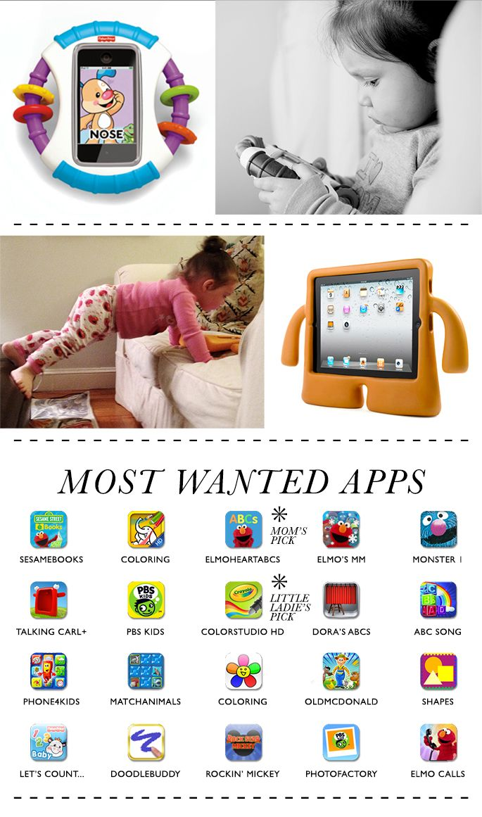 Apps for toddler