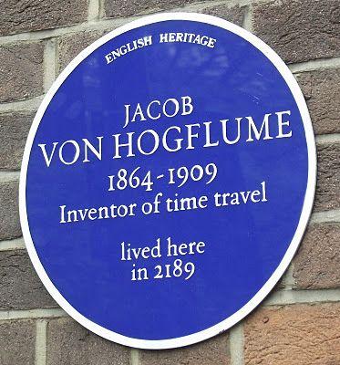 Jacob Von Hogflume by OpenPlaques, via Flickr