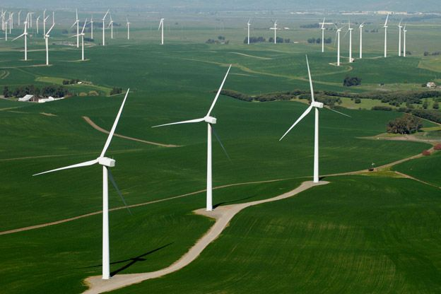 With the exception of hydroelectric power, the wind-power industry is far more developed than most other types of renewable energy. Over the past decade, the technology associated with wind power has improved significantly.