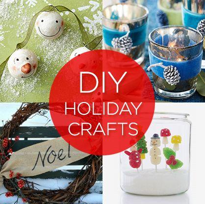 9 DIY Holiday Crafts