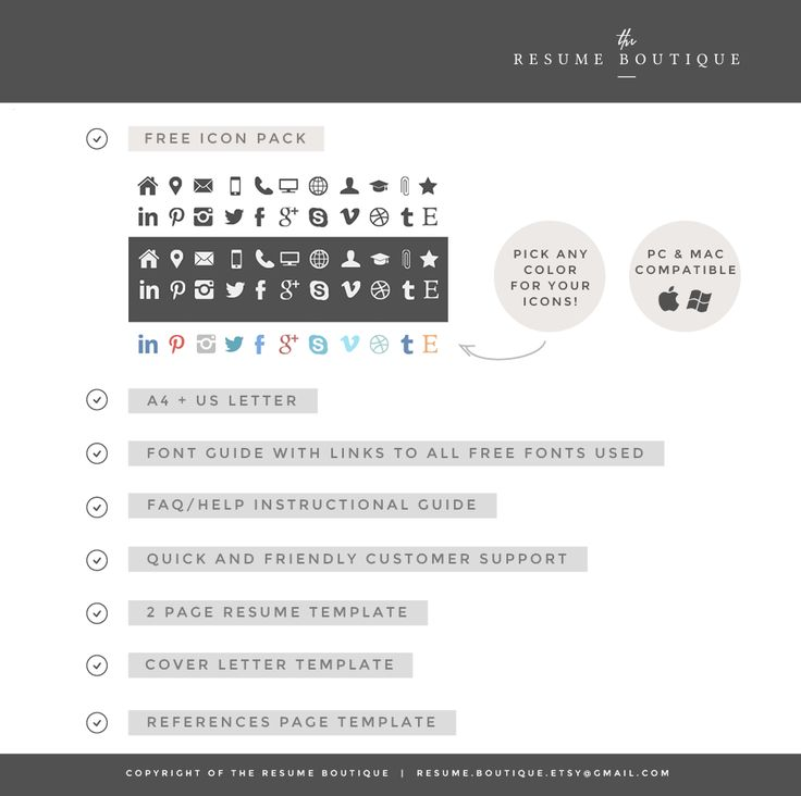 50 best Resume + CV Layouts images on Pinterest Curriculum - fonts for resume