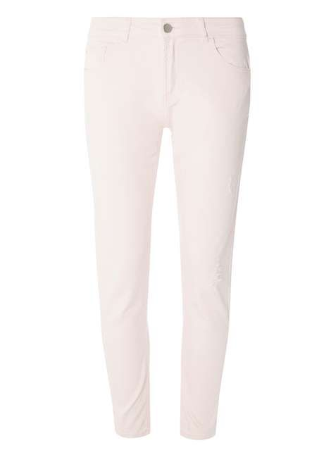 Pink Boyfriend Jeans. Cute and comfy!
