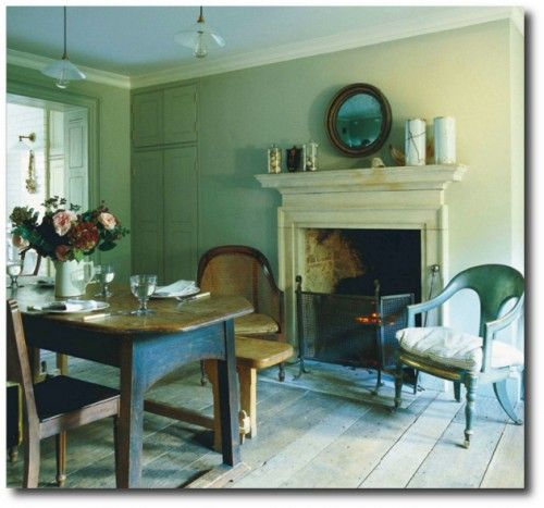 February 2012 issue of World Of Interiors 1780 London Townhouse Interior Jamb Founder Will Fisher