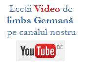 Lectii de limba Germana pentru incepatori (Cuprins)