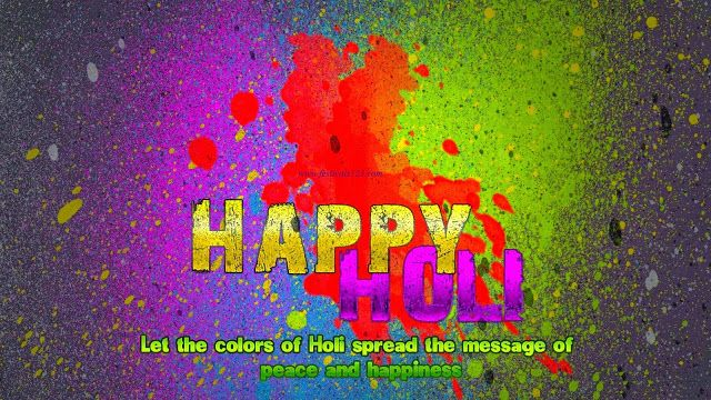 Happy Holi Quote http://www.festivals123.com/2016/02/holi-top-wishes-for-family-and-friends.html