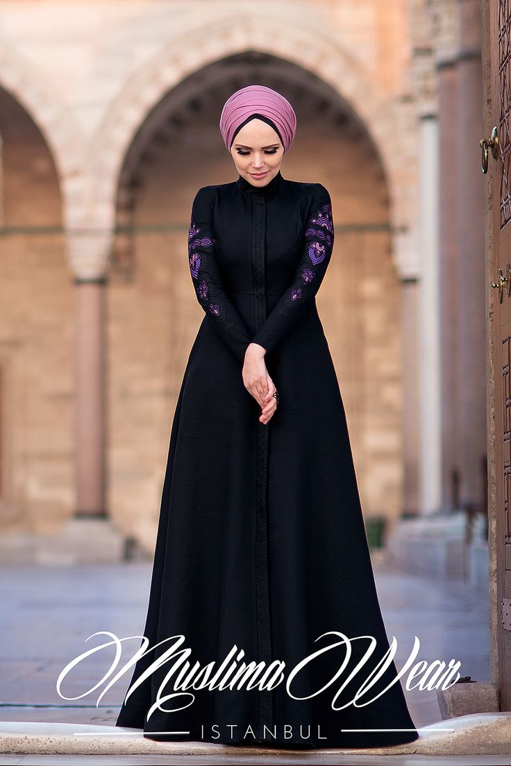 Black Mehendi Dress