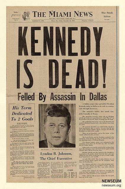 Kennedy Is Dead   Flickr - Photo Sharing