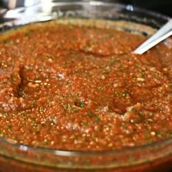 The Best Homemade Salsa Recipe Ever - YUM! I think I will make this tomorrow! I love salsa where the ingredients have been roasted!