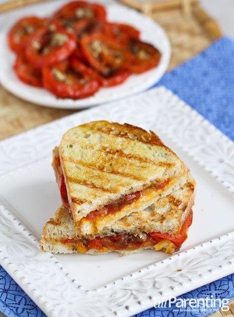 ... cheese sandwich panerachallenge tomato grilled roasted tomato sandwich