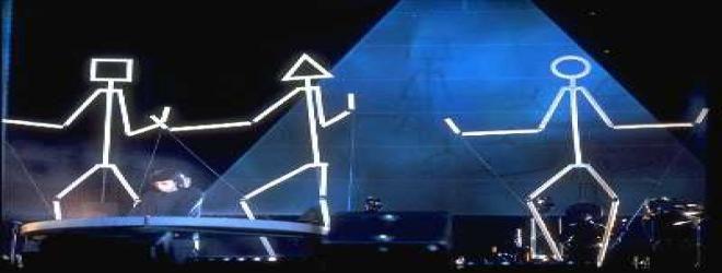 Jean Michel Jarre - Concert pour la Tolérance (Laserdisc) Concert complet de haute qualité