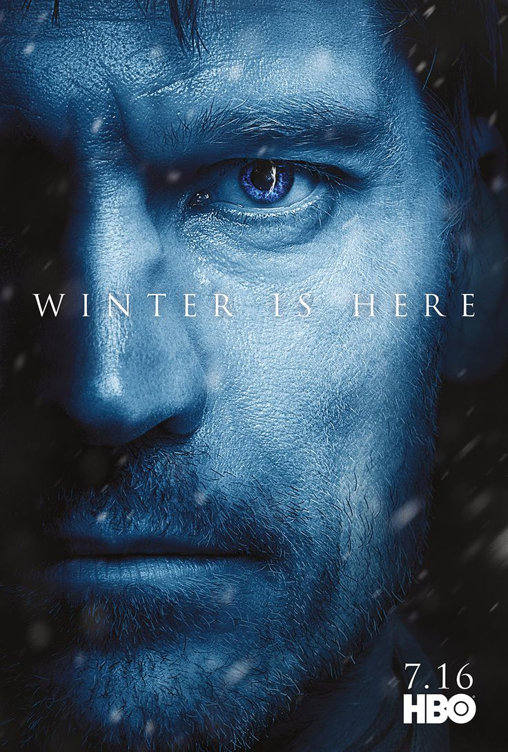 Character Posters for Game of Thrones Season 7 Revealed – Winter is Here!: JAIME