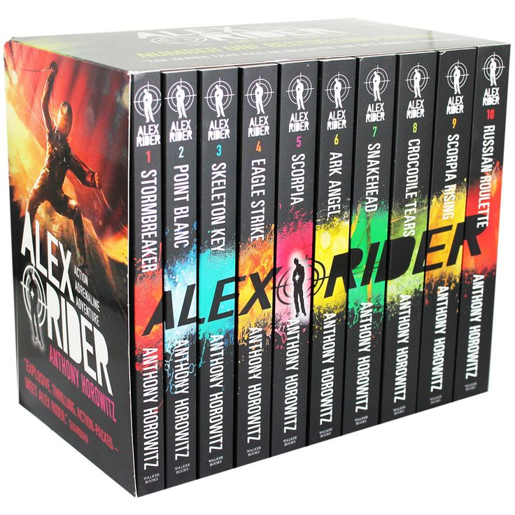 Resultado de imagem para alex rider books