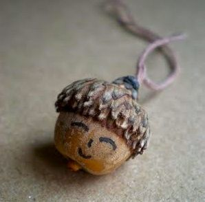 11 best acorn conker chestnut crafts images on pinterest fall crafts nature crafts and conkers - Acorn and chestnut crafts ...