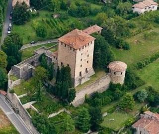 Castello Malaspina dal Verme di Bobbio - 44°46′17.4″N 9°23′11.04″E