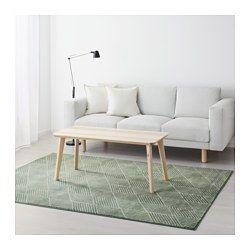 IKEA - STENLILLE, Tappeto, pelo corto, Il pelo fitto e spesso attutisce i suoni e offre una superficie morbida su cui camminare.Il tappeto è durevole, resistente alle macchie e di facile manutenzione poiché è in fibre sintetiche.