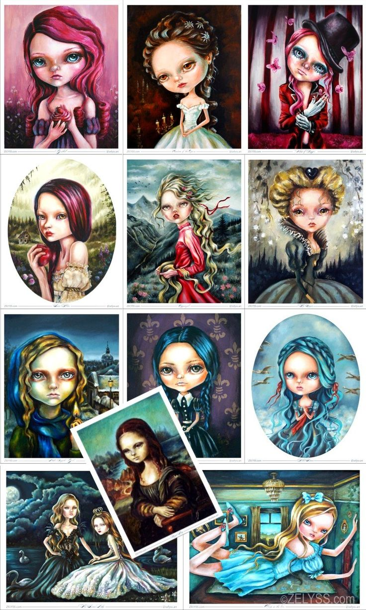 Image of ZELYSS prints: **Special offer** Small-prints pack