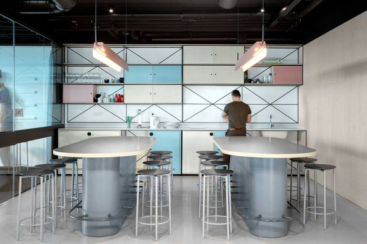 Enterijer Catena Media | Studio AUTORI | Living Belgrade | Designed.rs - Dizajn web portal