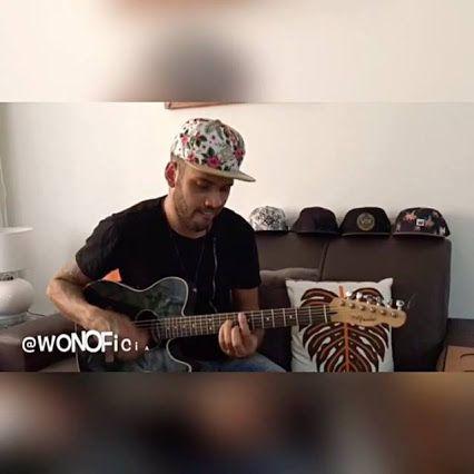 Grande @malokaoficial , parceiro e integrante da família WON! Curtiu nossa música? Dá um like! #won #woncaps #wonoficial #santoscity #malokaoficial #abacurva #abareta #musico #music #dj #mc