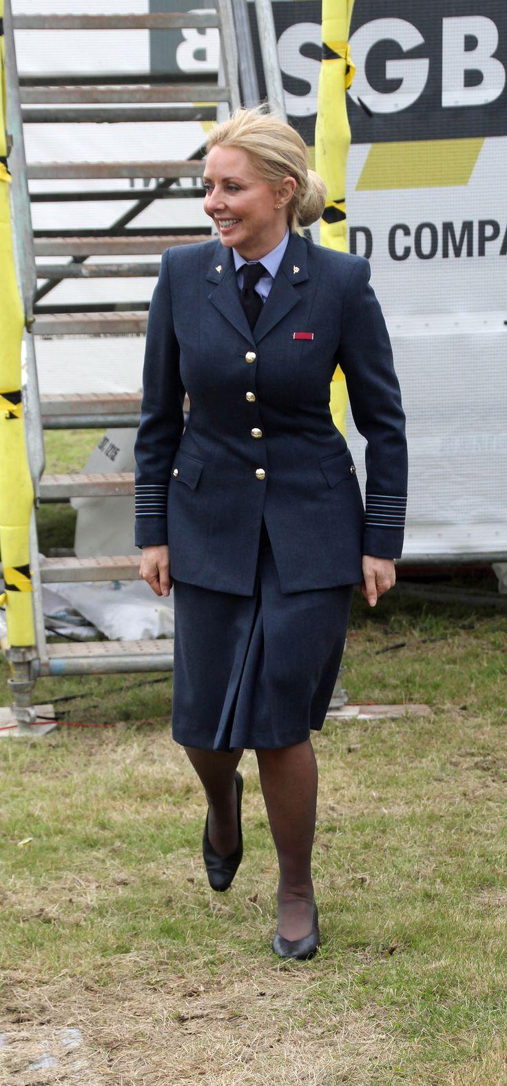 https://flic.kr/p/JeNawv | Carol Vorderman | RAF Cosford Air Show