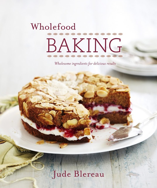 Wholefood Baking | Jude Blereau | ThermoFriend