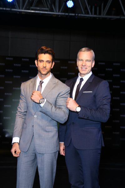Launch: Rado DiaMaster Collection | Hrithik Roshan