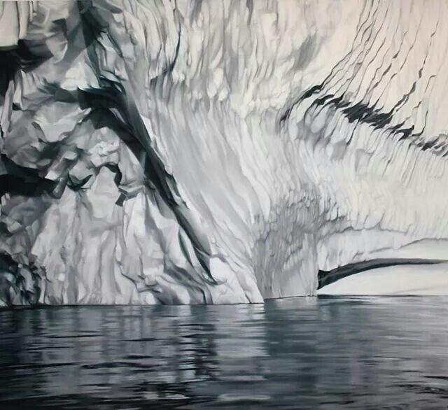 Artista Zaria Forman